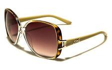 Pilot 100% UV400 Plastic Mirrored Sunglasses for Women