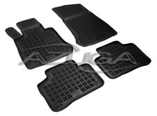 3D Gummi-Fußmatten für Mercedes GLC ab 2015 (X253) Hohe Gummimatten Automatten