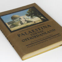 Palestine Israel in the 1920s book w/212 b&w photos +21 color pictures Holy Land