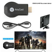 Anycast 4K M9+ Air Play HDMI TV Stick WIFI Display Receiver Dongle Streamer A8