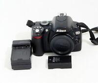 Nikon D40x 10.2 MP Digital SLR Camera Body ONLY 17k SHUTTER COUNT