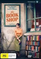 The Bookshop (DVD, 2018) NEW