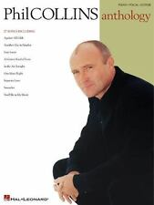 Artist Songbooks: Phil Collins Anthology Cover Songs Music Fake Book Fakebook