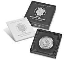 2021 (S) S$1 Morgan Silver Dollar 21XF IN HAND San Francisco 100 Year Coin OGP