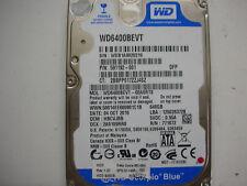 """WD Scorpio Blue 640gb WD6400BEVT-60A0RT0 2061-771672-F04 AA 2,5"""" SATA"""