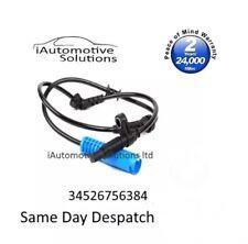 BMW Mini One Cooper S Anteriore ABS Sensore Di Velocità Della Ruota r50 r52 r53 34526756384