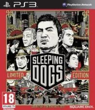 Sleeping Dogs: edición limitada (PS3) los videojuegos