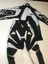 Thor Kids Motocross Gear Set Pants 20 Jersey Xx-Small Girls Boys Free Shipping