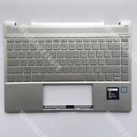 "HP Spectre X360 13-ae000 13.3"" Silver Palmrest Keyboard HEQ4AX33TATP10"