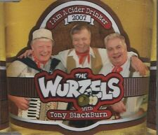 THE WURZELS  I am a cider drinker 2007   2  TRACK CD   NEW - NOT SEALED