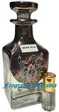 MUSK SLIK DELICATELY SWEET EXCLUSIVE WHITE MISK PERFUME OIL BY AJMAL 12ML