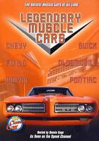 Legendary Muscle Cars (Boxset) New DVD
