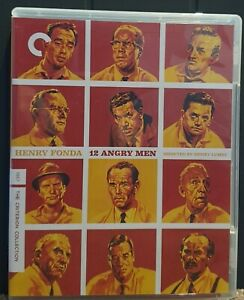 12 Angry Men - The Criterion Collection Blu-ray (Region A)