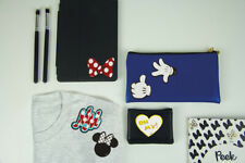 Minnie Mouse Accessory Stickers, Leather Look