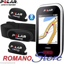 CICLOCOMPUTER POLAR V650 HR GPS CON CARDIO SPEED CADENCE BLUETOOTH