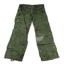 Usgi Desert Night Camo Trousers, Us Military Soviet Era Camouflage Medium Defect