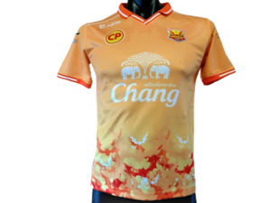 SUKHOTHAI FC HOME JERSEY 2018 MENS SMALL BRAND NEW