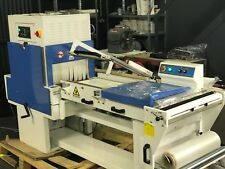 Shrink wrap machine Shrink wrapper chamber machine L-sealer