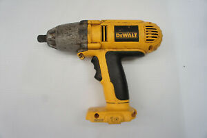 """🍀 Dewalt DW059 1/2"""" 18V Cordless Heavy Duty Impact Wrench NO Battery TOOL ONLY"""