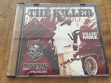 RARE New KILLER MIKE The Killer Mixtape CD DJ Sense RUN THE JEWELS Hip Hop Rap