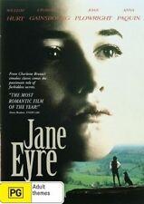 Jane Eyre - Anna Paquin / William Hurt (DVD, 2007) R4 PAL NEW FREE POST