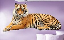 WANDTATTOO TIGER Wilde Tiere Katzen Jungle Wandtattoo Wandbild Aufkleber Sticker