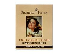 Shahnaz Husain 7 Step Pigmentation Control Facial Kit 48gm+15ml Free Shipping