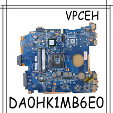 Akemy For Sony Vpceh Mbx-247 Laptop motherboard A1827699A Da0Hk1Mb6E0 Mainboard