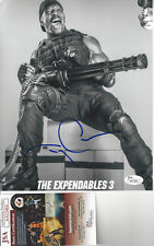 The Expendables Actor Terry Crews Autographed 8x10  photo JSA  Certified