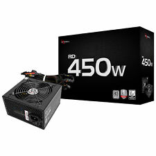 Rosewill 450 Watt Computer Power Supply, 80 Plus White PSU, RD450-2-SB