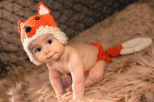 2019 Newborn Baby Girl Boy Crochet Knit Costume Photo Photography Prop Outfits