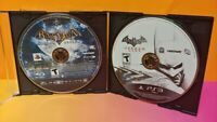 Batman Arkham Asylum + Arkham City -  Playstation 3 PS3 Games Lot Tested