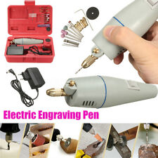 Mini Electric Rotary Grinder Polishing Polisher Engraving Pen Machine Hand Drill