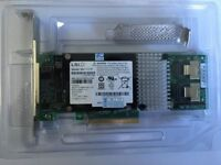 LSI 3ware  (9750-8i) 6Gbps 8Port HBA PCI-E SATA SAS Controller Card+Battery