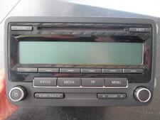 VOLKSWAGEN GOLF 6 AUTORADIO ORIGINALE RADIO CD 1K0 035 186 AA
