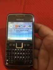 NOKIA E71 ( LOCKED) cell phone smartphone