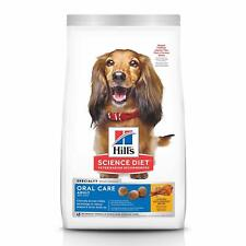 Hills Science Diet Oral Care Adult Dog Dry Food Kibble 2Kg