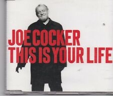 Joe Cocker-This Is Your Life cd maxi single