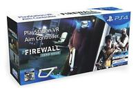 Firewall Zero Hour with PlayStation VR Aim Controller PSVR PS4 Game - NEW