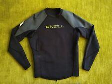 O'Neill - Men's Hammer 1.5mm Long Sleeve Top Black Size 2XL Wetsuit (B5)