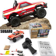 Carisma 79468 MSA-1E SUBARU BRAT 1/24th Mini 4WD Scale Crawler RTR