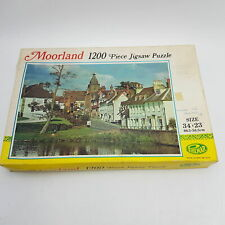 Philmar Moorland 1200 Piece Jigsaw Puzzle BY THE STREAM Midhurst W Sussex