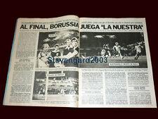 BOCA JUNIORS  vs BORUSSIA MOENCHENGLADBACH - Intercontinental CUP 1978 Magazine