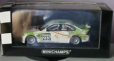 Minichamps BMW 320i (E-46/4) Schubert Motorsport VLN 2005  in 1:43 Scale