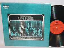 The Immortal King Oliver 1968 Milestone records MLP 2006 LP vinyl New Orleans