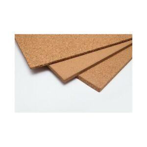 Pinnwand Korkplatten 2-10 mm Stark -XXL-Format: 1000x500 mm (0,5m²) TOPSELLER