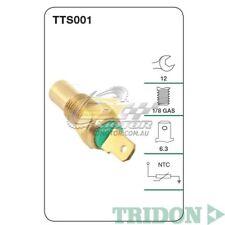 TRIDON WATER TEMP FOR Mazda MX5 10/89-11/93 1.6L(B6) DOHC 16V(Petrol)