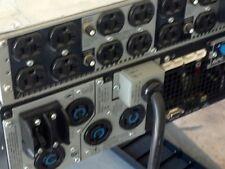 393g4k~ APC Smart Online 3000va UPS 208/240+120v SURTD3KRMXL3U-TF5  #NewBatts