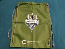Seattle Sounders FC Drawstring Soccer Backpack -B36