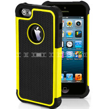 Phone Case Cover Shock Proof Hard Silicone Mobile For Apple iPhone 4 5 6 6 Plus